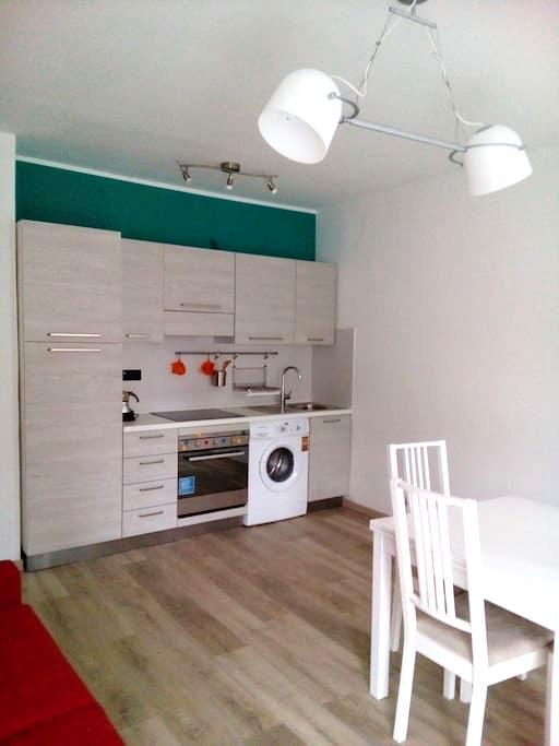 Appartamento sito in via Medail - Bardonecchia - Lägenhet