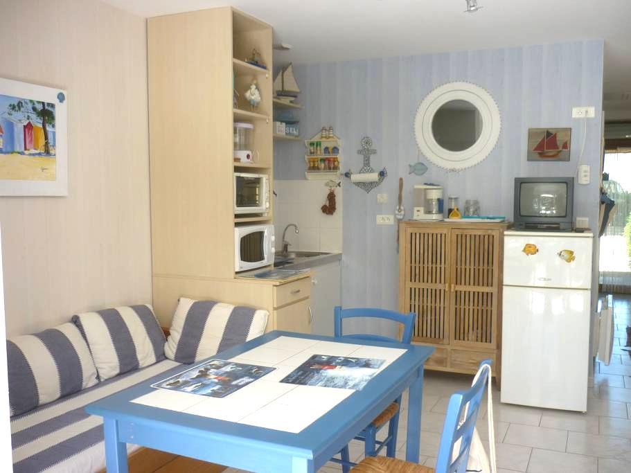 Appartement privé en bord de mer - La Turballe - Leilighet