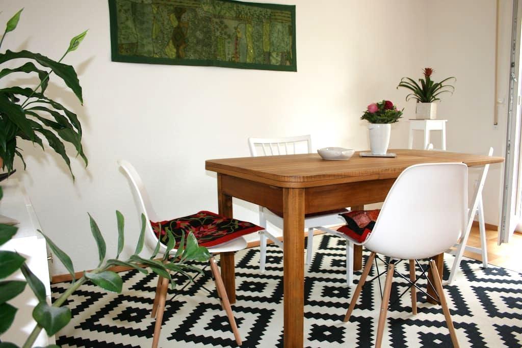 Zimmer in zentraler Wohnung in RV - Ravensburg - Apartamento