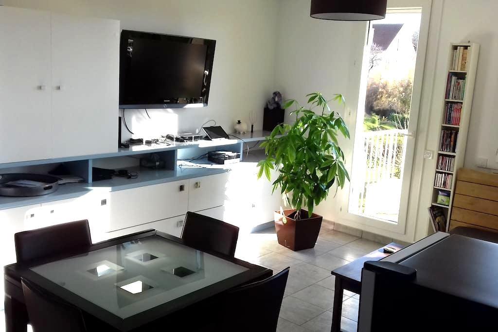 T3 moderne, fonctionnel et agréable à vivre - Besançon - Leilighet