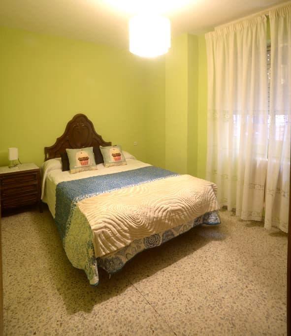 Room for 2 in Central Area - León - Lägenhet
