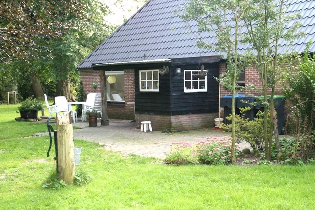 Vakantiehuis op de Veluwe - Hierden - Huis
