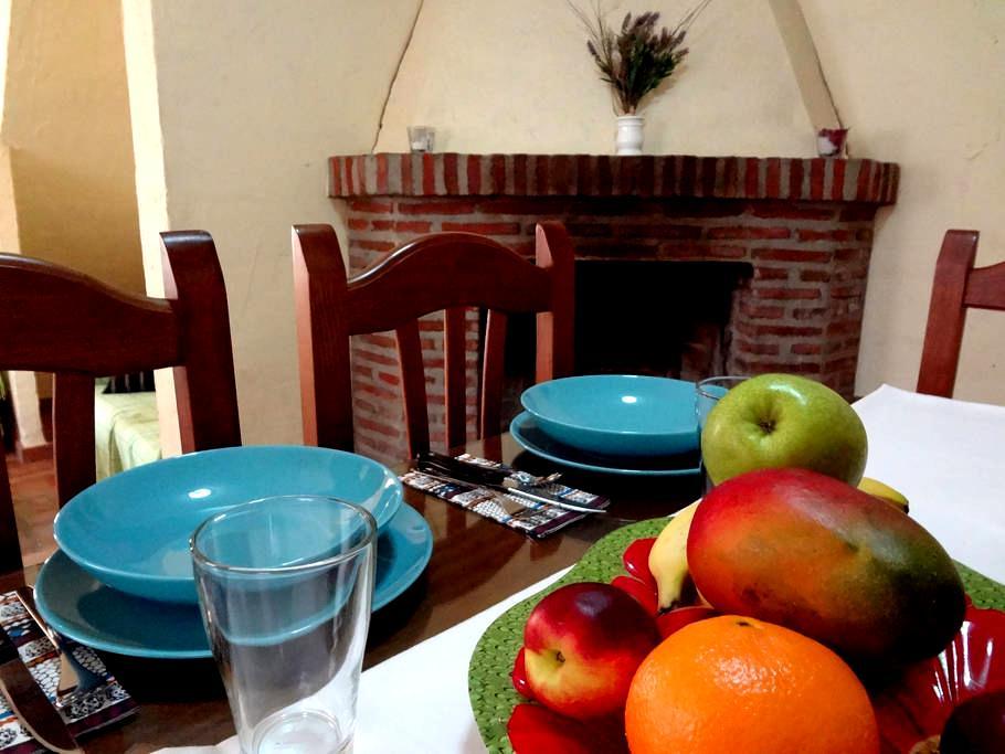 Casa rural El viejo Alcornoque 2 - Pujerra - House