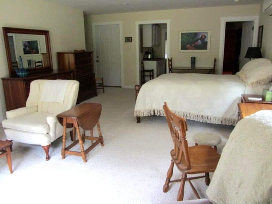 Private, studio space in Yellow Springs - Yellow Springs - Apartemen