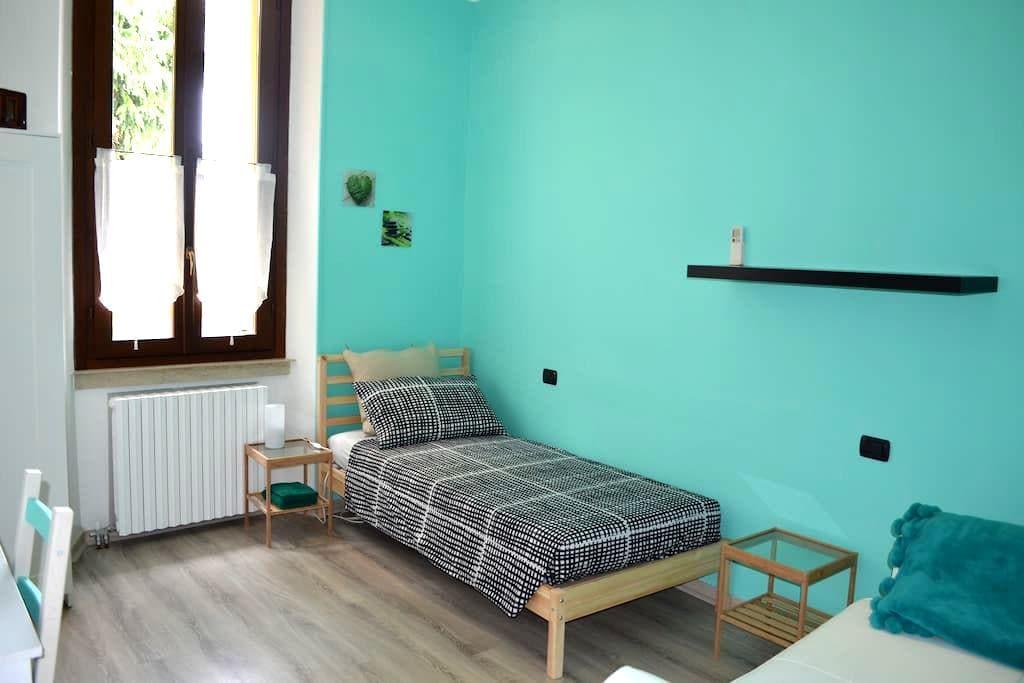 Singola, All'Antica Corte Lombarda  - Ferno - Huis