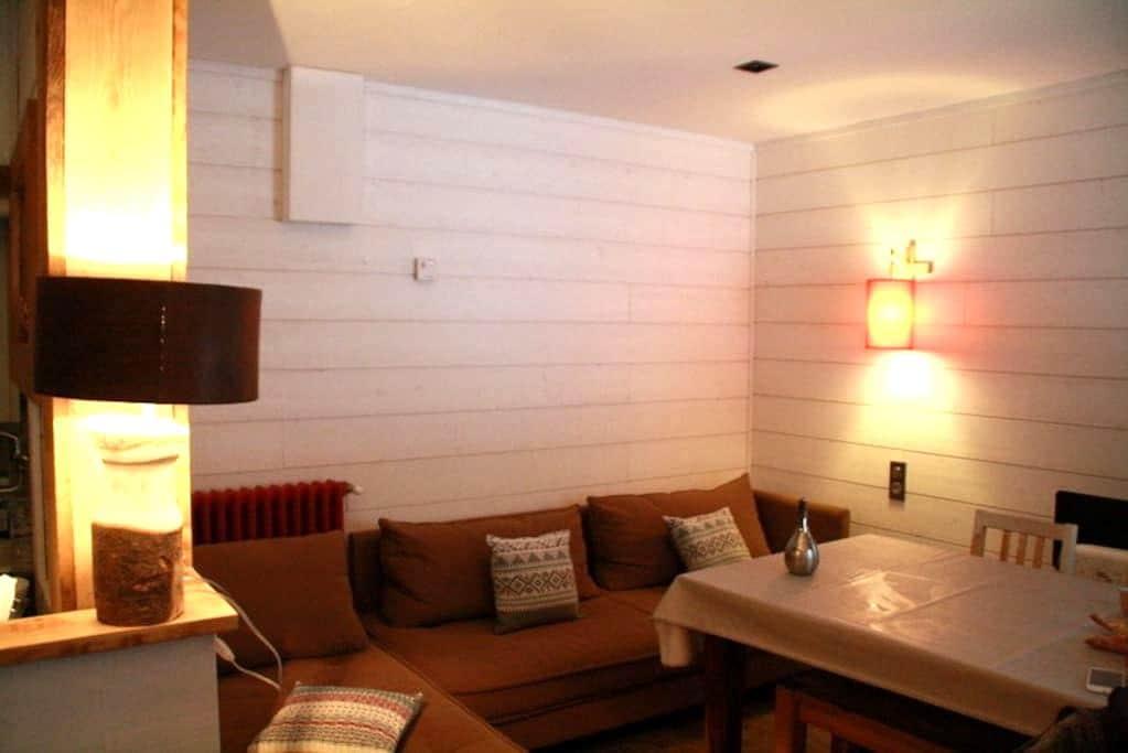 Appartement T2 dans chalet typique - Bolquère - Apartment