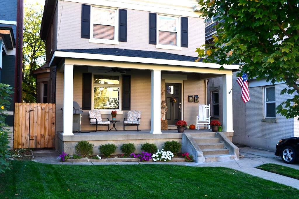 Charming 1BD in Fantastic Location! - Cincinnati - Apartamento