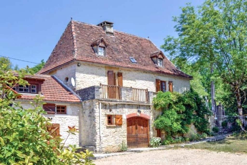 Champ Vieil: Former Farm & Vineyard - Gindou - Casa