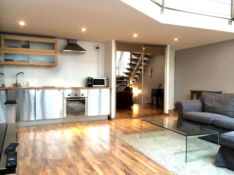 RARE ET EXCEPTIONNEL VILLE VIEILLE - Nancy - Lägenhet
