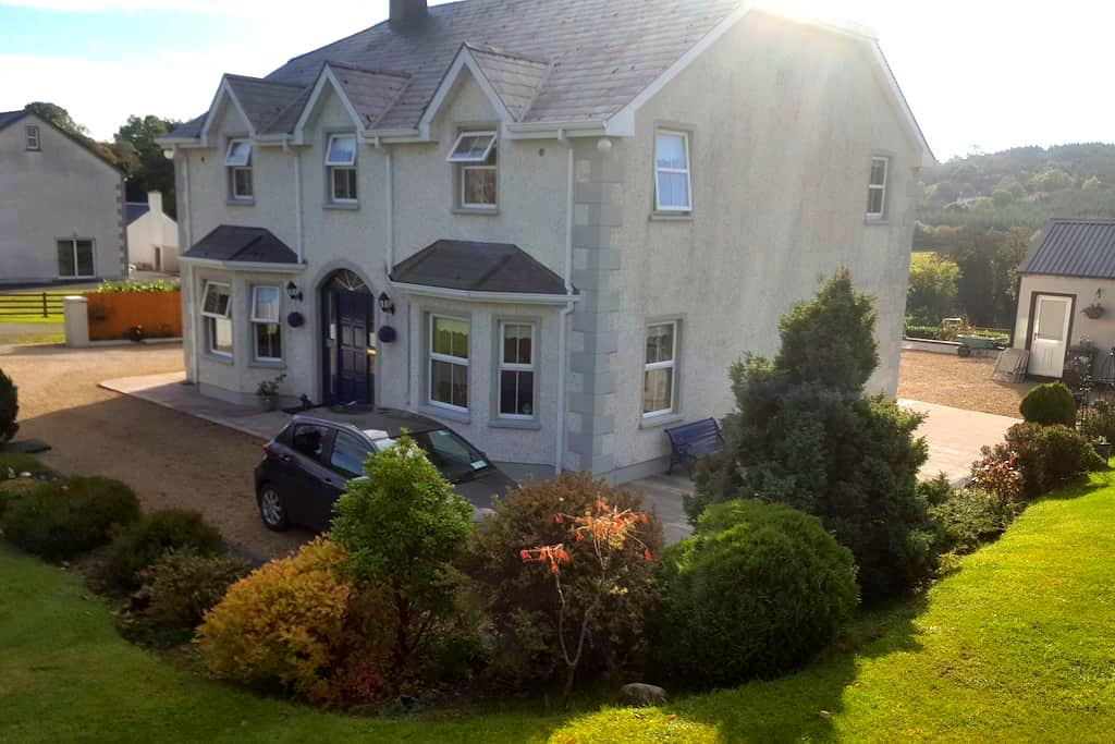 Spacious Double Room near Donegal Town - County Donegal - Hus
