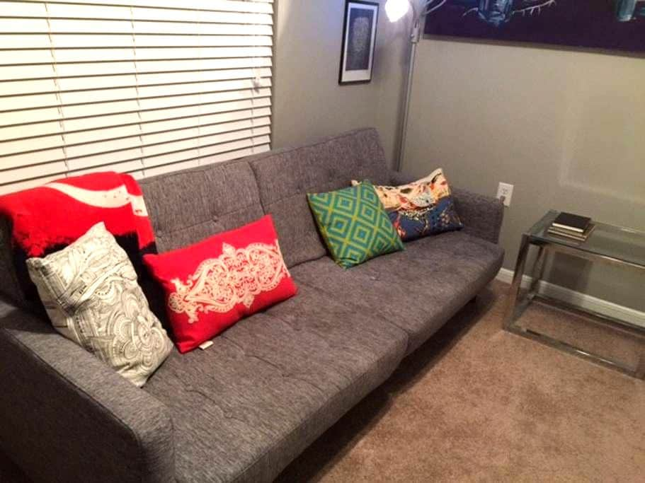 Cozy, Private Room Close to Everything! - Dallas - Wohnung