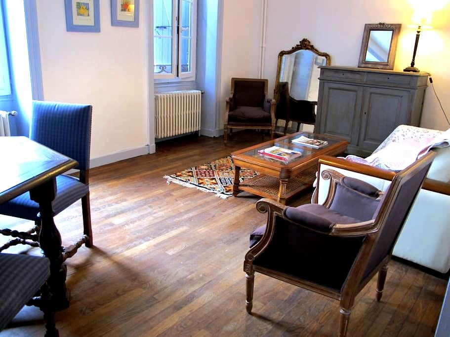 La  PETIT E ESCALE - Montalieu-Vercieu - Appartement