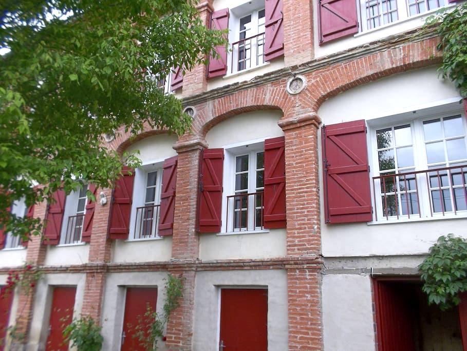 Agréable T1 lumineux - Angoustrine-Villeneuve-des-Escaldes - Appartement