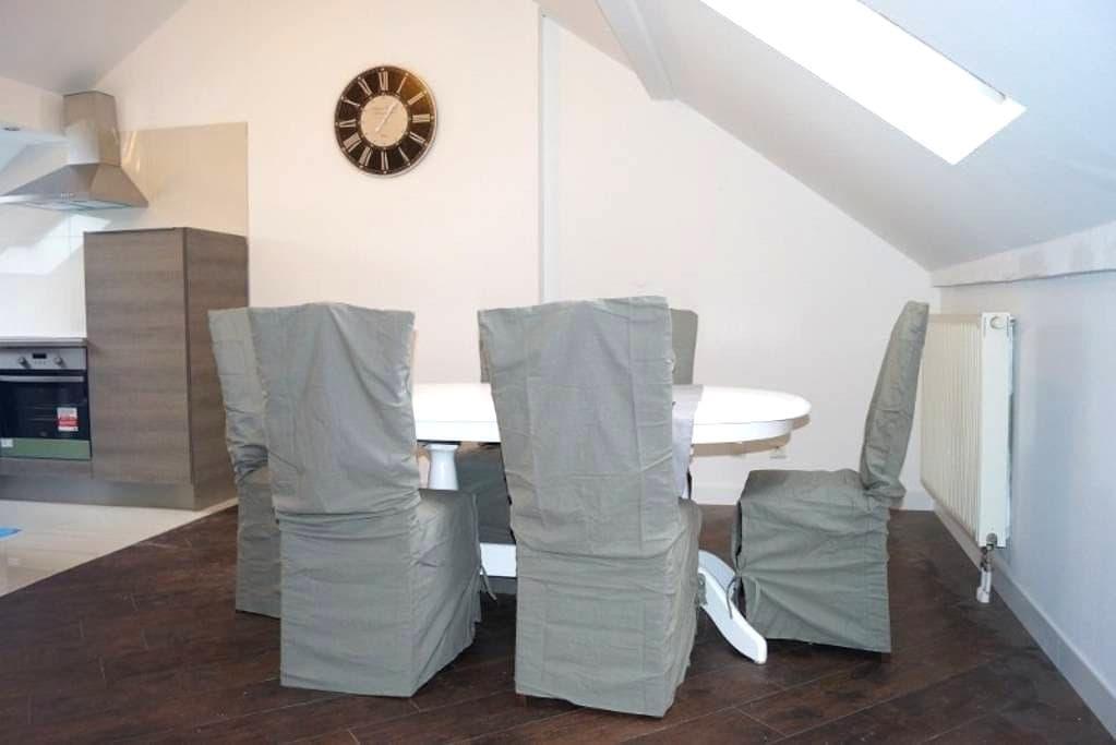 F3 meublé  YUTZ Cattenom Thionville - Yutz - Apartamento