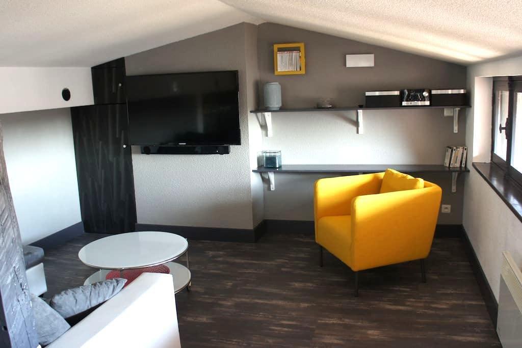 Appartement Place aux Arcades - Lisle-sur-Tarn - Departamento