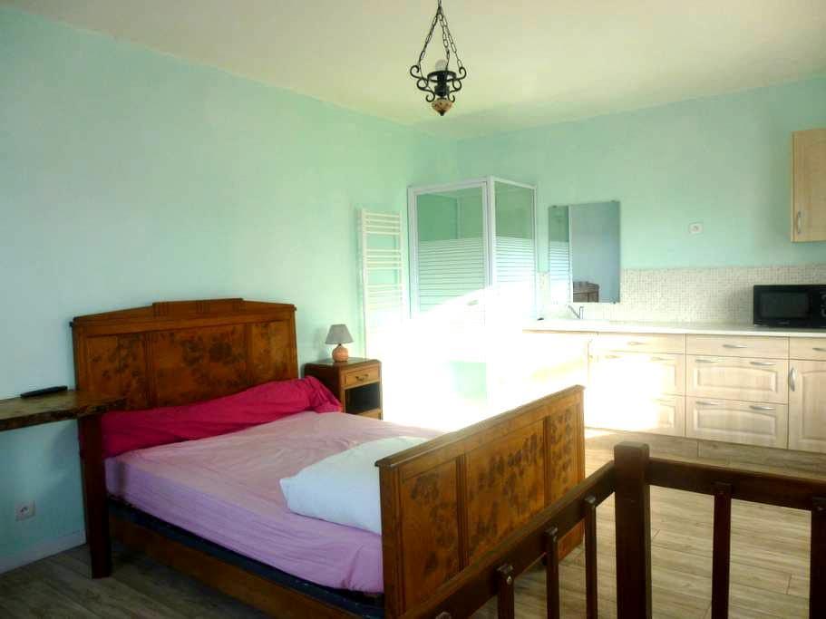 Chambre à Chadurie - Chadurie - Casa