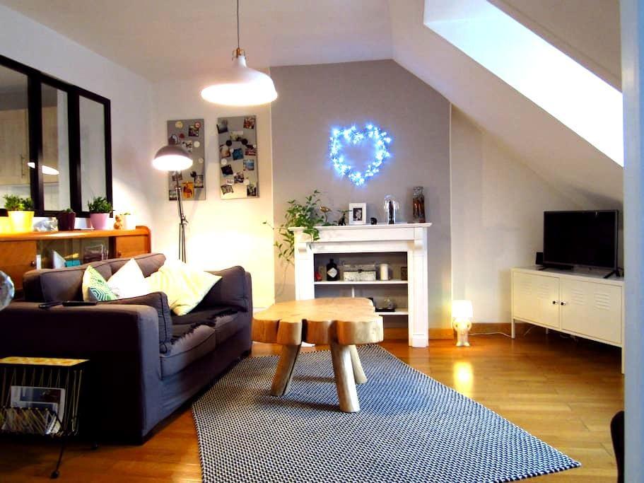 Lovely apartment - City Center - Landerneau - Leilighet