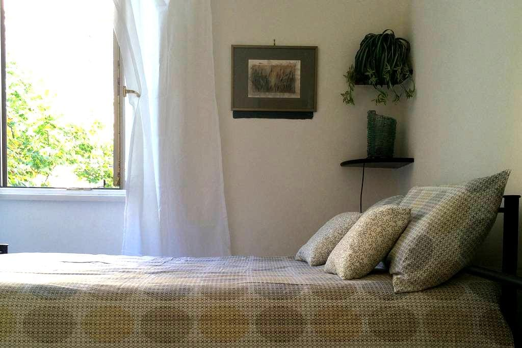 Double bedroom Ostiense Piramide - Rome - Appartement en résidence