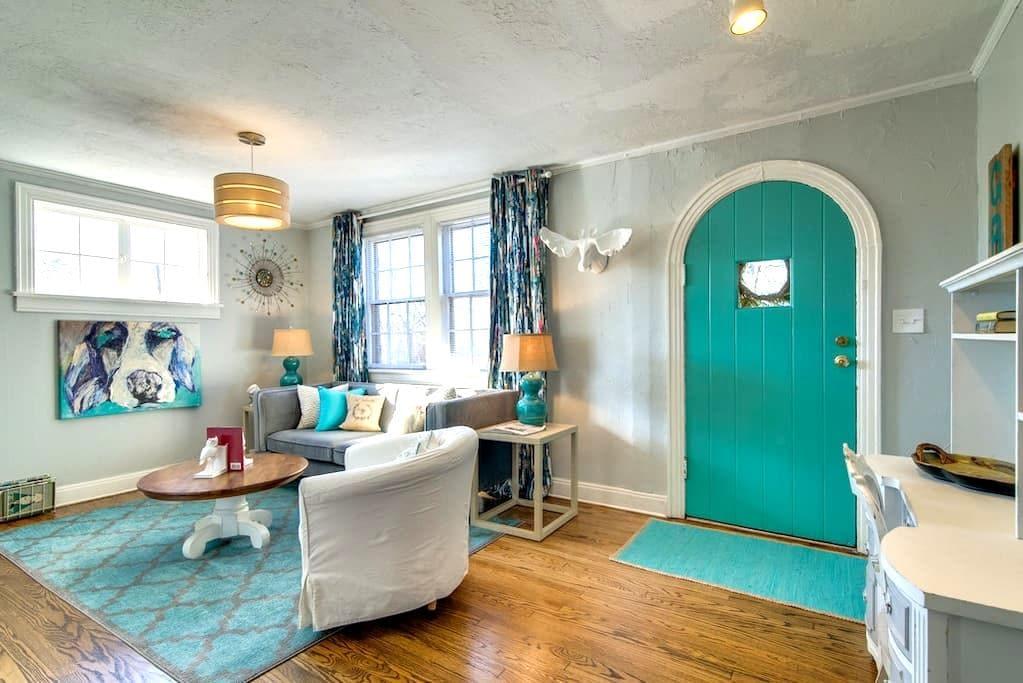 Cottage II at West End/Vandy/Hillsboro - Nashville - Lägenhet
