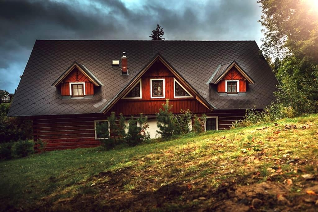 Cosy Log House Apartment - Benecko - Natur-Lodge