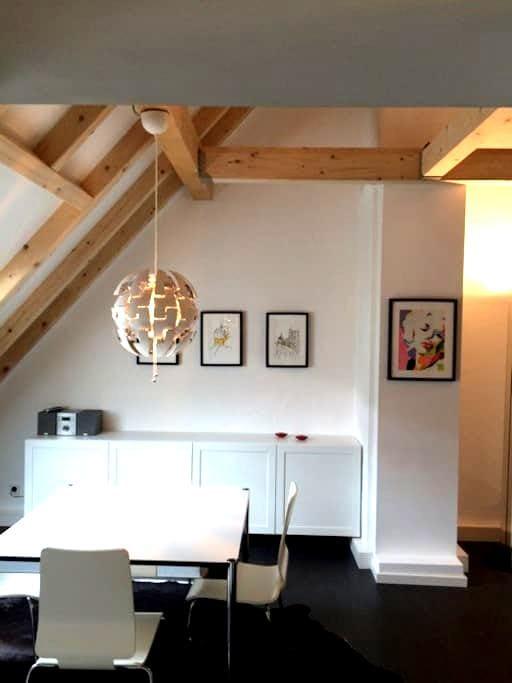 Apartment Adlerhorst - Homburg - Appartement