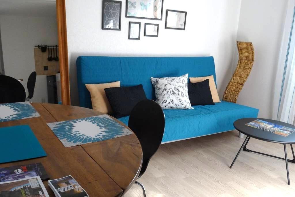 Apt 4-5pers - LYON côté vert - Sainte-Foy-lès-Lyon - Apartamento