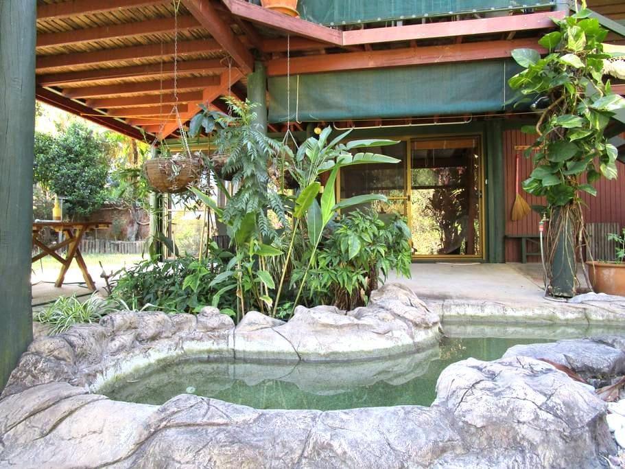 Cicadas Retreat - Yandina - Casa