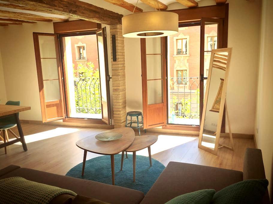 Loft Nuevo junto al Centro Historico y Ricas Tapas - Logroño - Çatı Katı