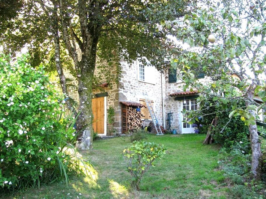Beautiful Cottage/Gite Compreignac,Haute Vienne FR - Compreignac - Hus