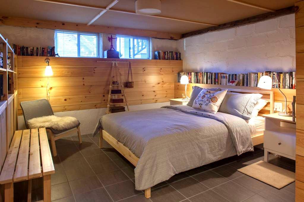 Scandinavian Modern Apartment - Natick - Huis