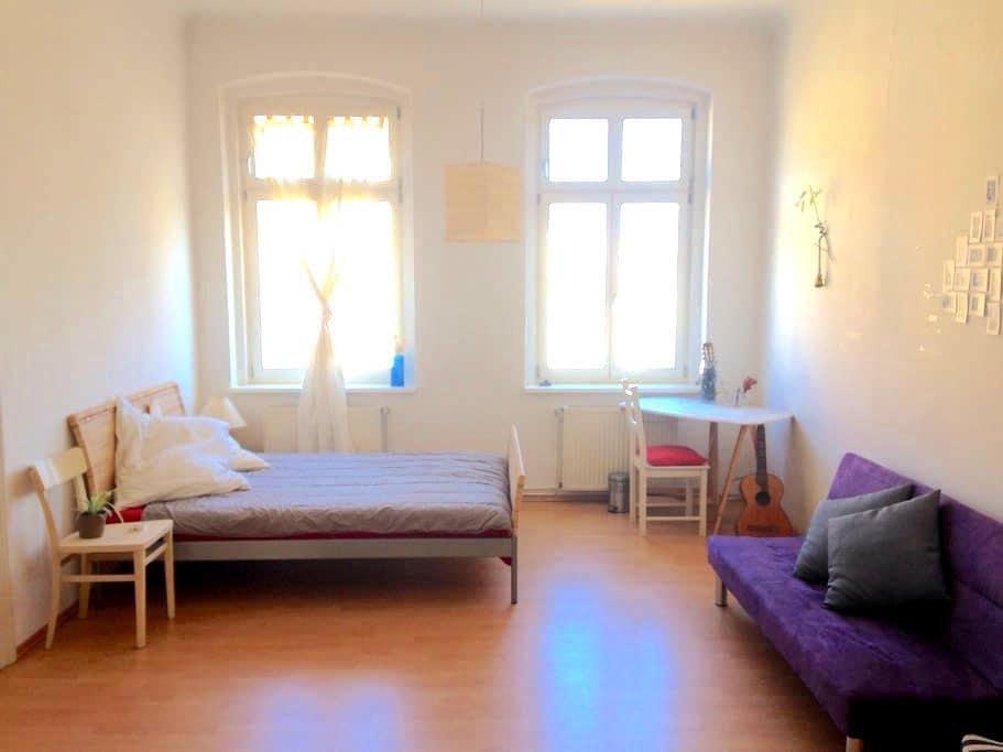 Nice central twin room in Görlitz innenstadt - Görlitz - Apartmen