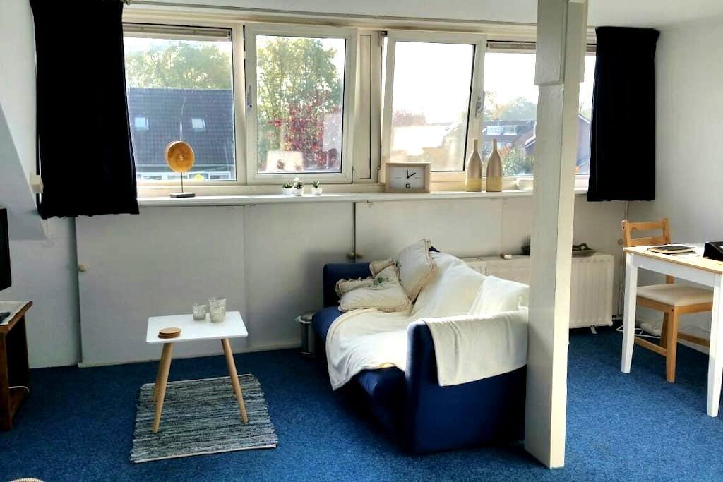 Ruime woonkamer op 2e verdieping - Veenendaal - Rumah