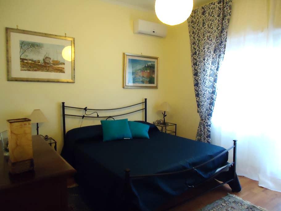 Elegante stanza  LE BARCHETTE - Lido di Ostia - Pousada