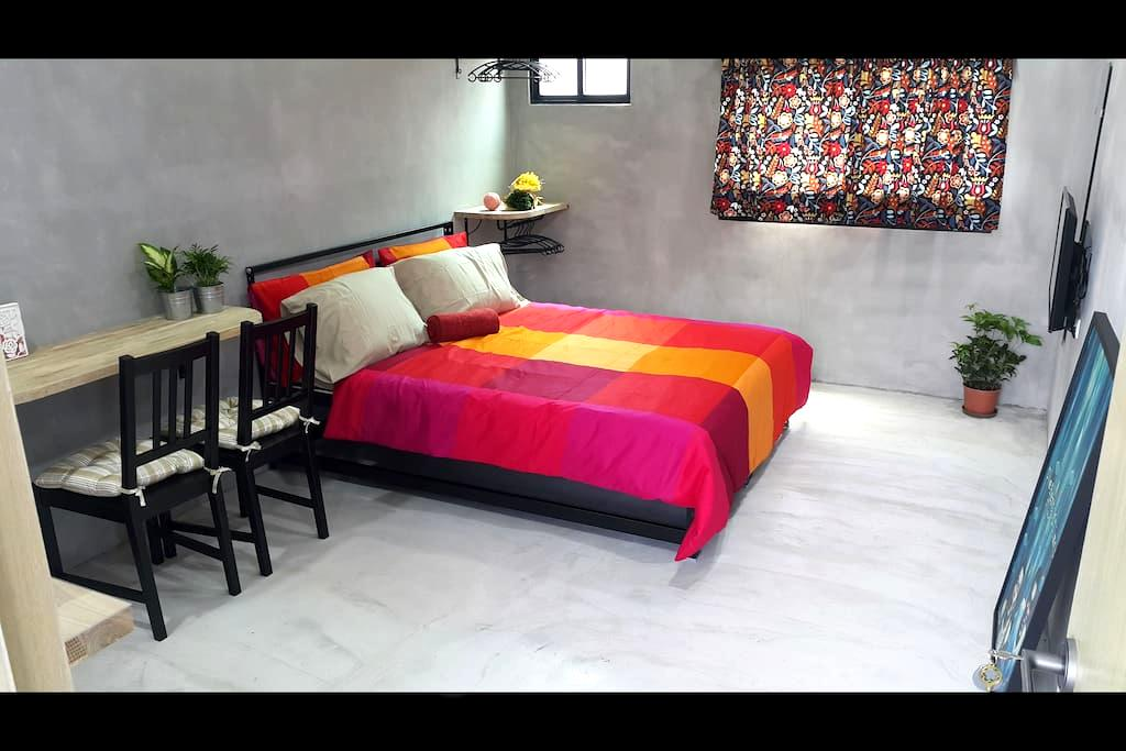 Room:Long-for - Wanhua District - Apartment