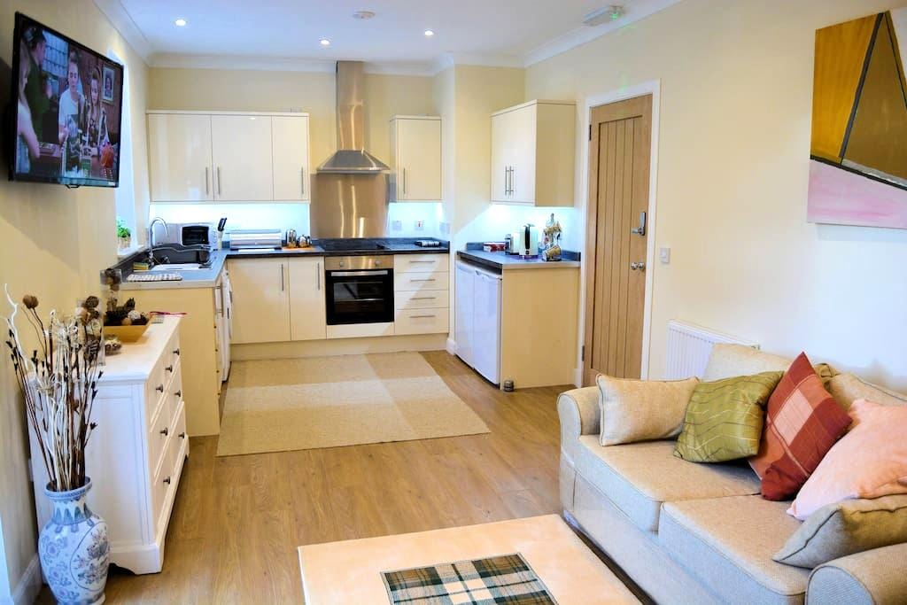 The Annex at Nairn Apartment 1 - Nairn - Byt