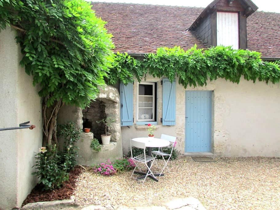 chambre à st dyé port de chambord - Saint-Dyé-sur-Loire - Hus