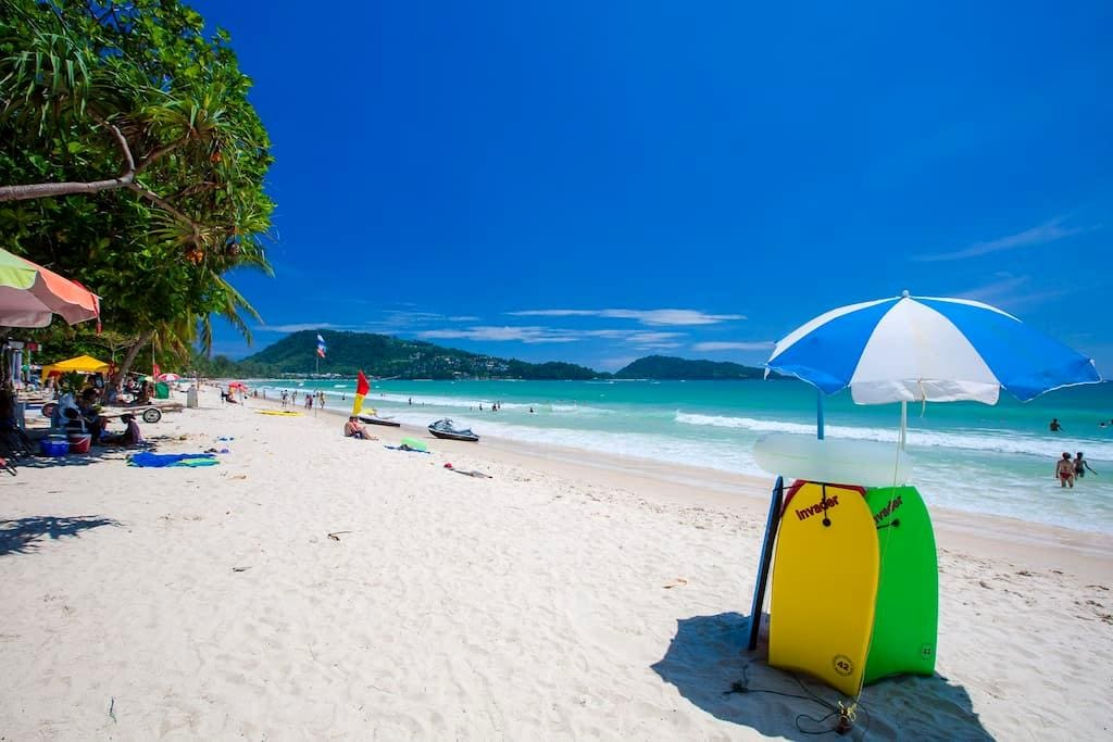 A superior twin, great location (y) - Patong