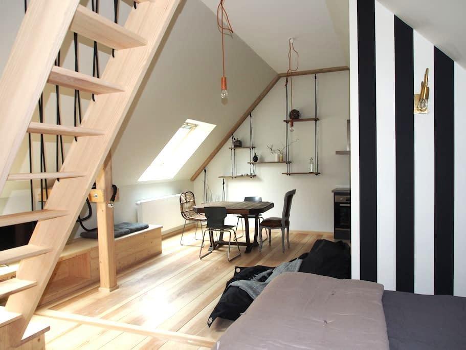 Nouveau, lumineux et chaleureux! - Zellwiller - Lägenhet