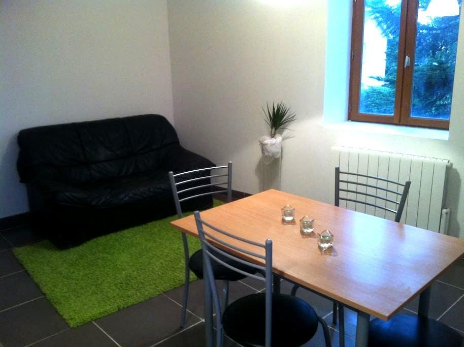 T3 spacieux - Valencin - Apartament