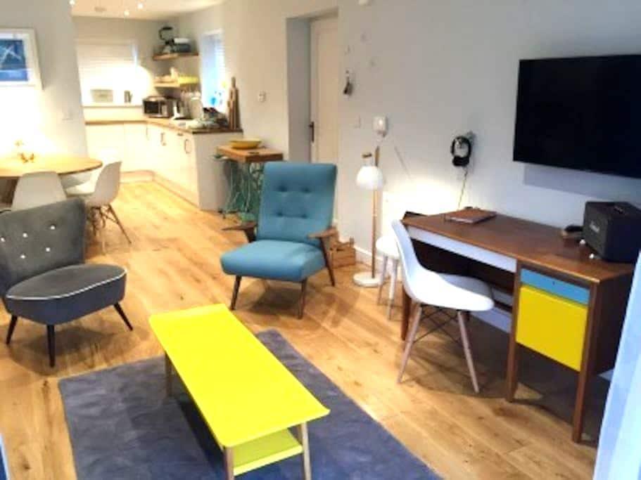 Apartment in Unique Spot...... - Brixham - Departamento
