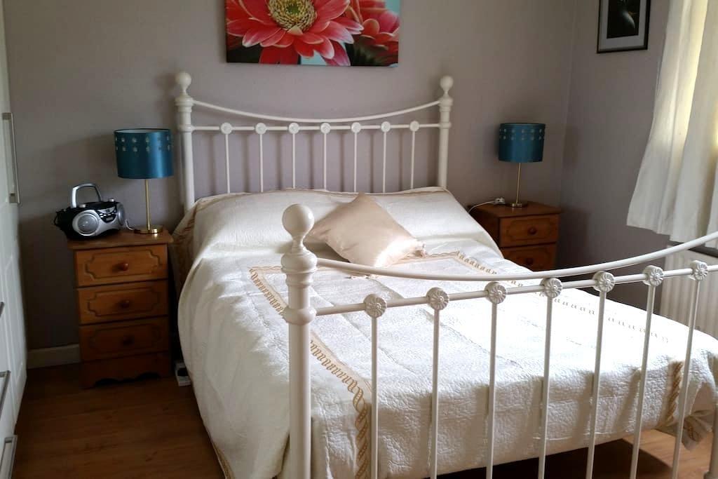 Double Bedroom - Shannon - Penzion (B&B)