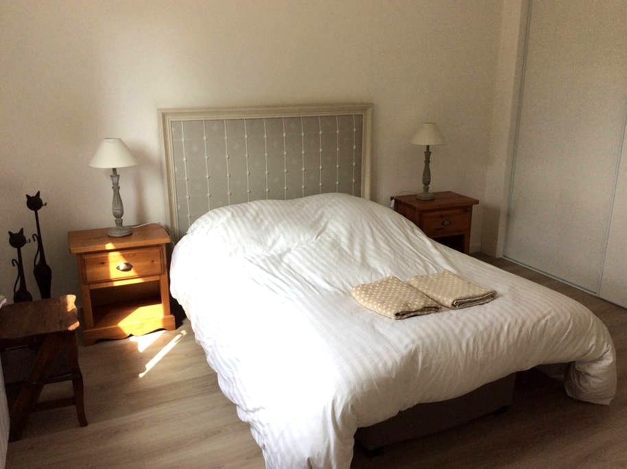 Chambre confortable à la campagne - Mortefontaine - Konukevi