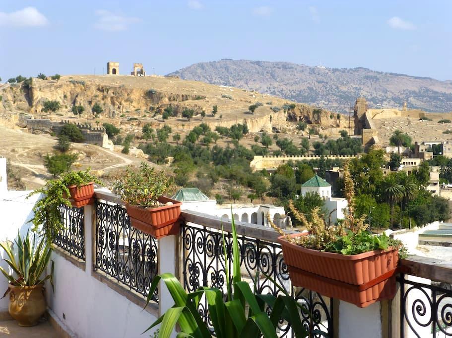 Riad Dar Naima room yasmine - Fes - Bed & Breakfast