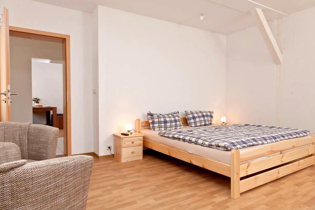 Gästewohnung in Greifswald - Greifswald - Appartement