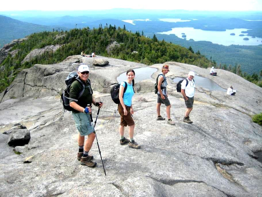 Adirondack Lake getaway - Paul Smiths - Daire