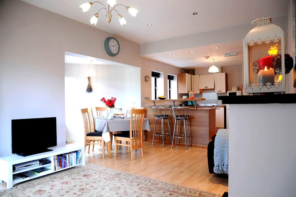 Central Apartment on River Laune - Killorglin - Huoneisto