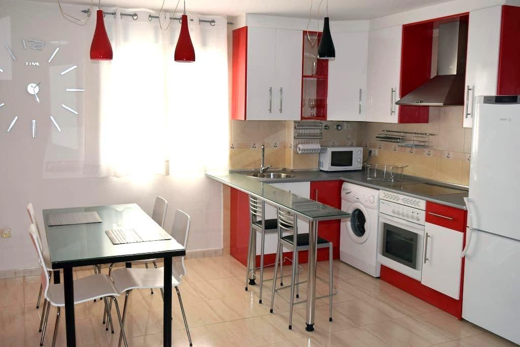 Bonito apartamento moderno y cómodo - Baeza - Appartement