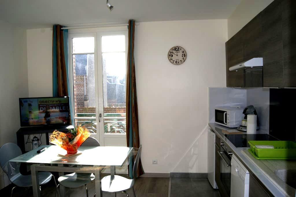 Simple Asile - Mers-les-Bains - Apartamento