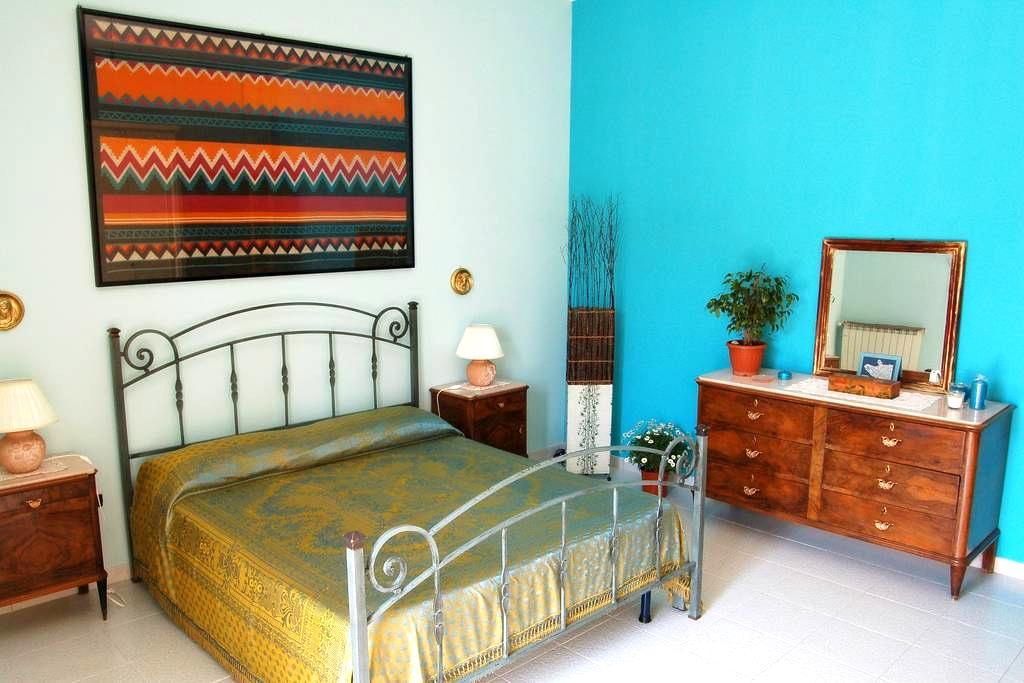 Casa Miele - Master bedroom Double bed - - Grumo Nevano - 獨棟