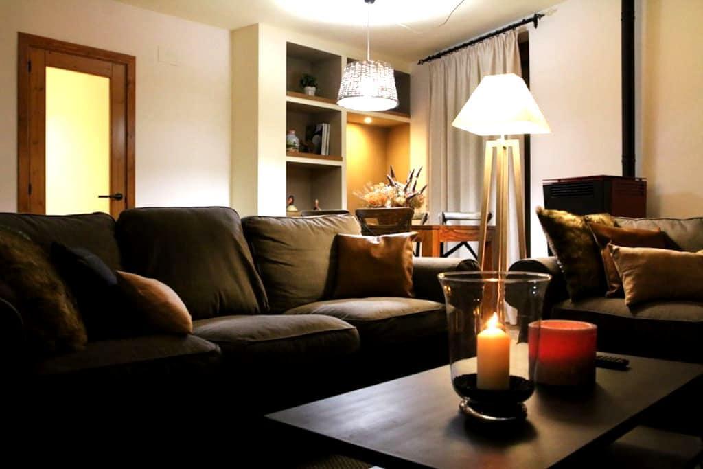 Acogedor apartamento de montaña - Valencia d'Aneu - Apartamento